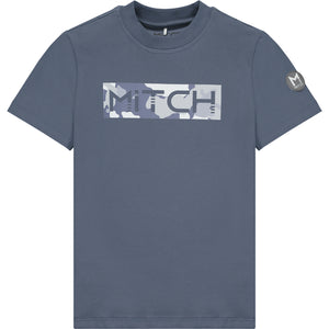 Mitch 'Wisconsin' Logo T-Shirt and shorts set  SS21408