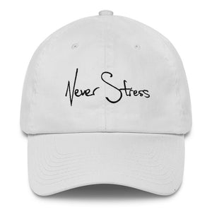 Never Stress Dad Cap