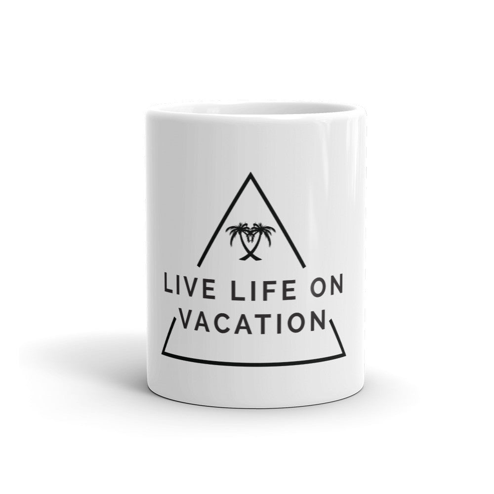 Live Life On Vacation