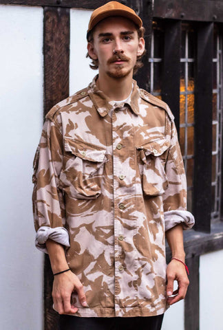 GB Military Shirt/Jacket