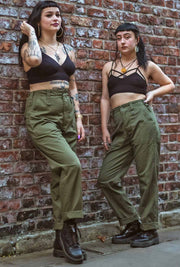 GB Military Trousers