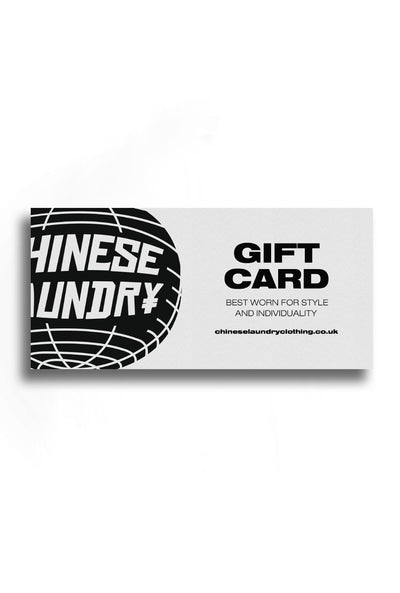 Gift Card – Online Only