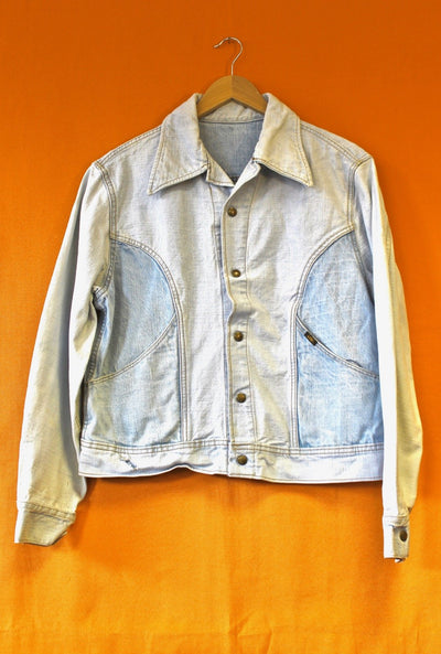 70s Lee Denim Jacket