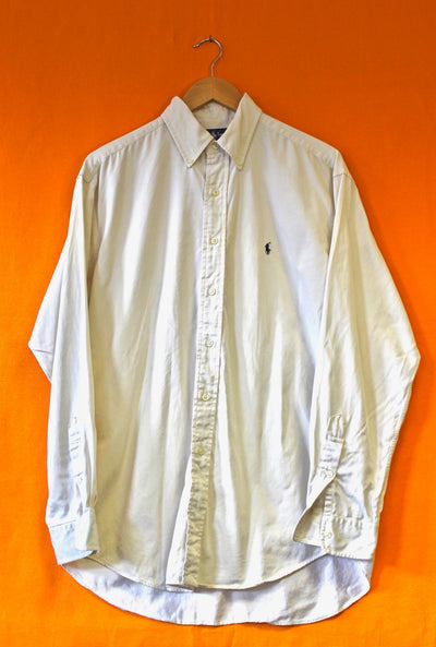 Ralph Lauren Silk Shirt