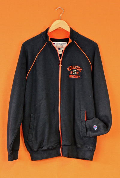 Champion Cotton Track Top