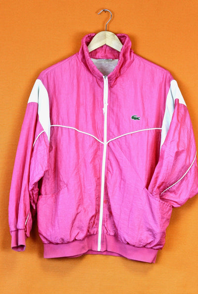 80s Lacoste Shell Jacket