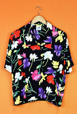 90s Visco Blouse