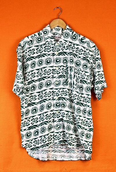 Short Sleeve Aztec Shirt