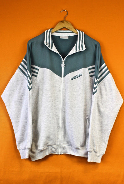 Adidas Jersey Track Top
