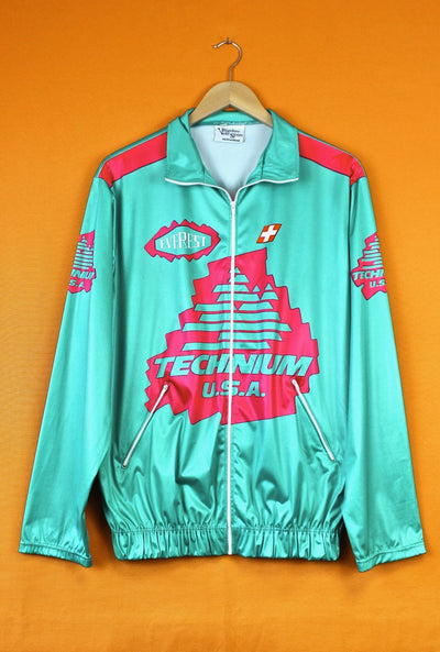 Vintage Cycling Jacket