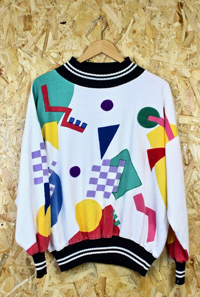 90s Graphic Sweatshirt