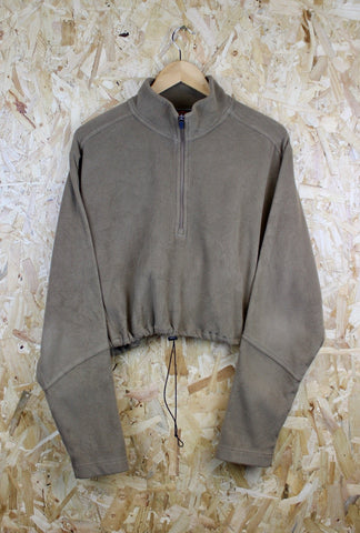 Cropped Fleece