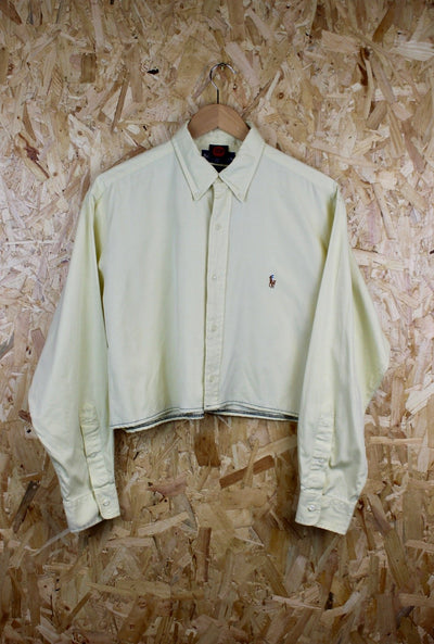 Cropped Ralph Lauren Shirt