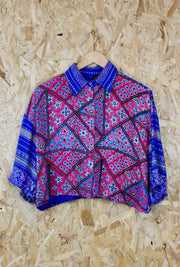 Crop Visco Blouse