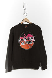 Wash Sweatshirt — Black
