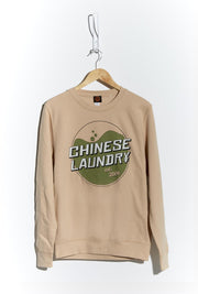 Wash Sweatshirt — Nude