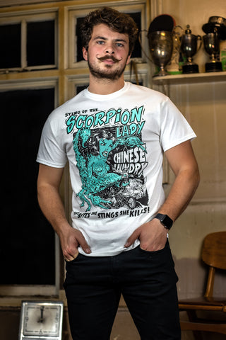 Sting Of The Scorpion' Tee – Colour