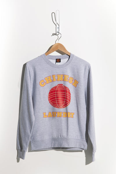 Team Chinese Laundry Sweatshirt — Grey