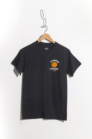 Pocket Lantern Tee – Black