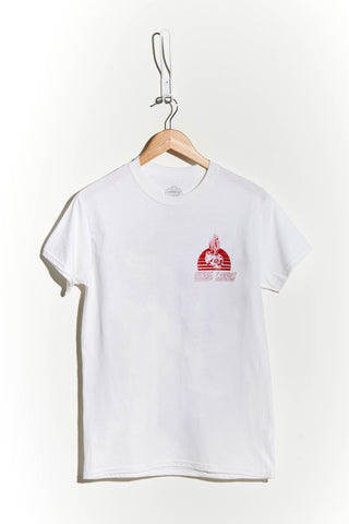 Nevada Heat Tee – White