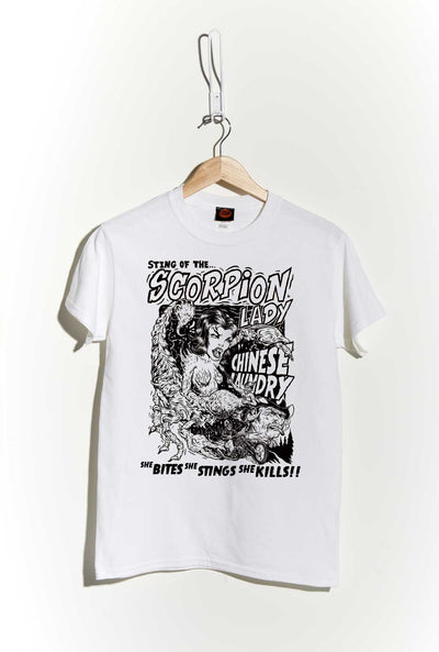 Sting Of The Scorpion' Tee
