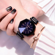 Load image into Gallery viewer, 2019 Top Brand Women Watches Fashion Ladies Dress watch women Luxury Causal Watches Clock Female Stainless Steel Wristwatches