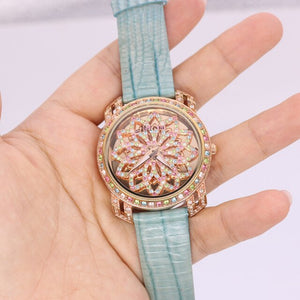 SALE!!! Discount Melissa Crystal Old Types Lady Women's Watch Japan Mov't Fashion Hours Bracelet Leather Girl's Gift Box