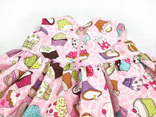 Load image into Gallery viewer, Pink Cupcake Baby Dress
