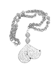 Ataa Afena Necklace - Adinkra Jewelers