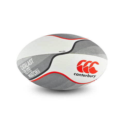 CANTERBURY CATALAST ELITE MATCH BALL SILVER