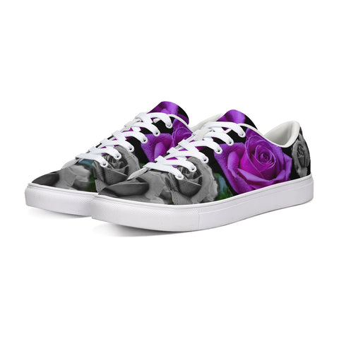 Roses Low Tops - Tattoo is Art - Apparel