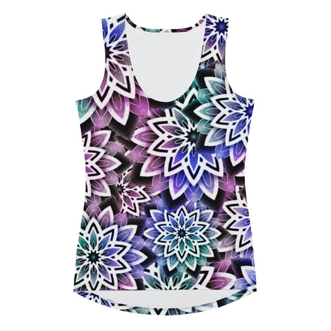 All-over Mandala Tank Top - Tattoo is Art - Apparel