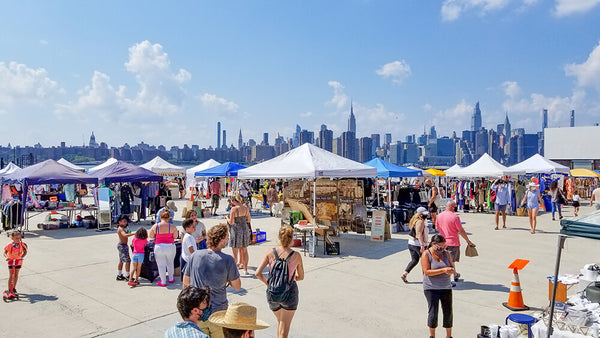 greenpoint terminal pop up
