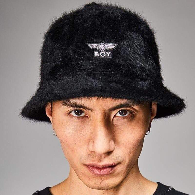 BOY LONDON CAP MAKER BUCKET HAT