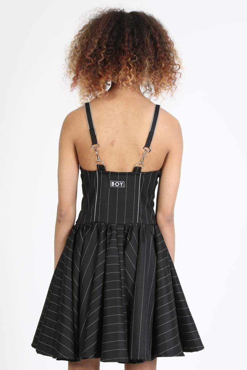 BOY LONDON DRESS BOY BY BOY - BONDAGE DRESS