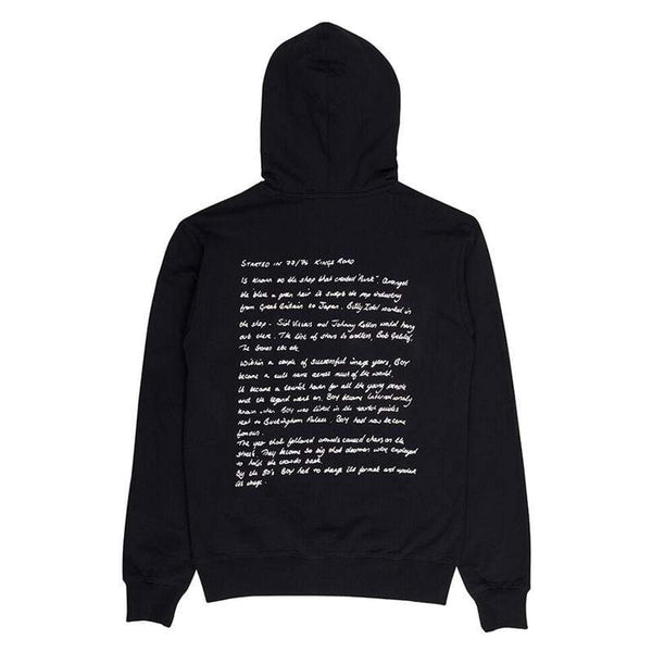 BOY LONDON HOODIES BOY BIO HOODIE