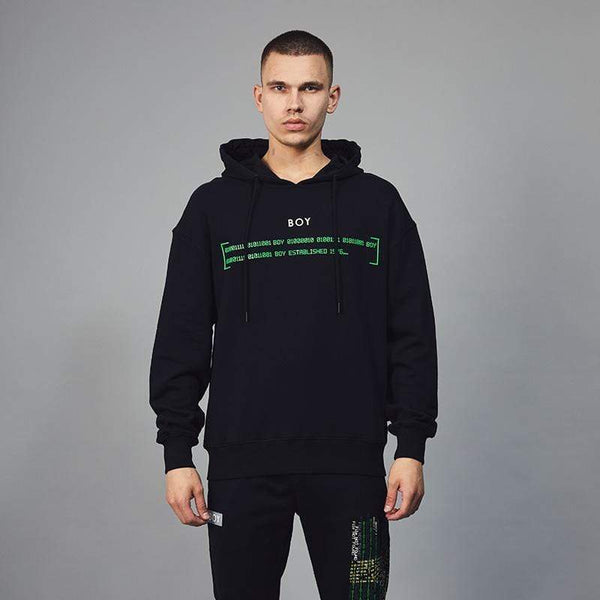 BOY LONDON HOODIES BOY CYBER HOODIE