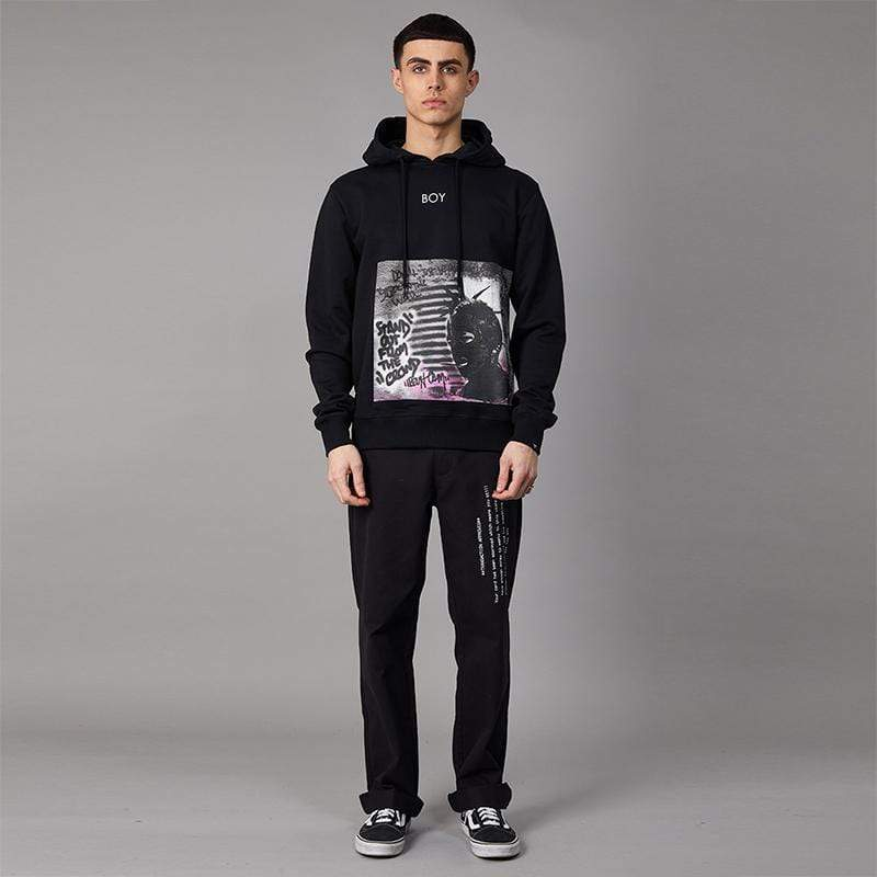BOY LONDON HOODIES BOY PUNK HOODIE
