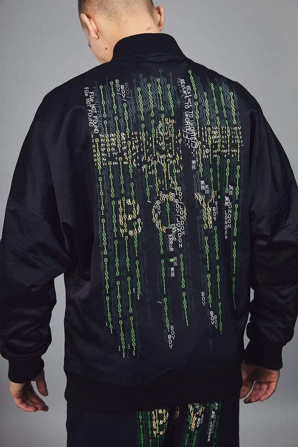 BOY LONDON JACKET BOY CYBER BOMBER JACKET