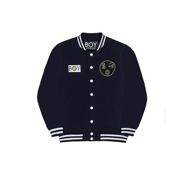 BOY London Jacket BOY EMOJI KIDS VARSITY JACKET
