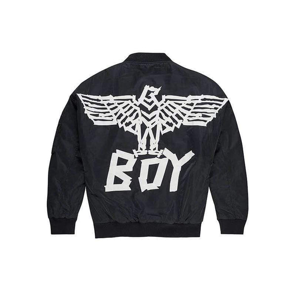 BOY LONDON JACKET BOY TAPE EAGLE DROP SHOULDER BOMBER