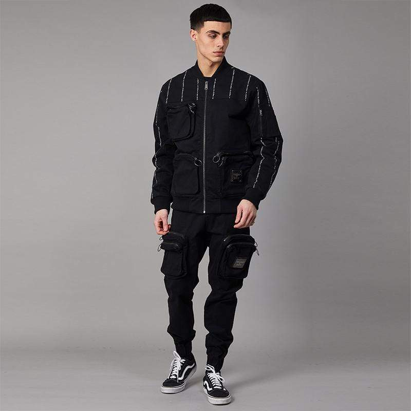 BOY LONDON JACKET BOY UTILITY BOMBER JACKET