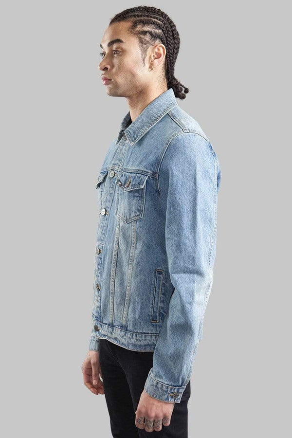 BOY LONDON JACKET MENS DENIM JACKET