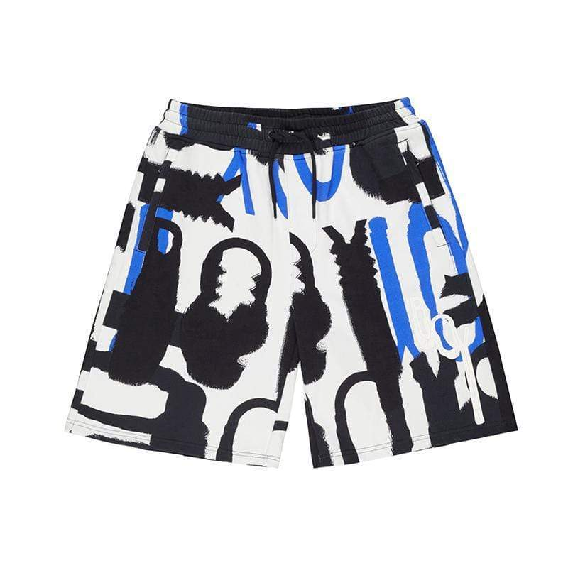BOY LONDON JOGGERS BOY MULTI SHORTS - MULTI