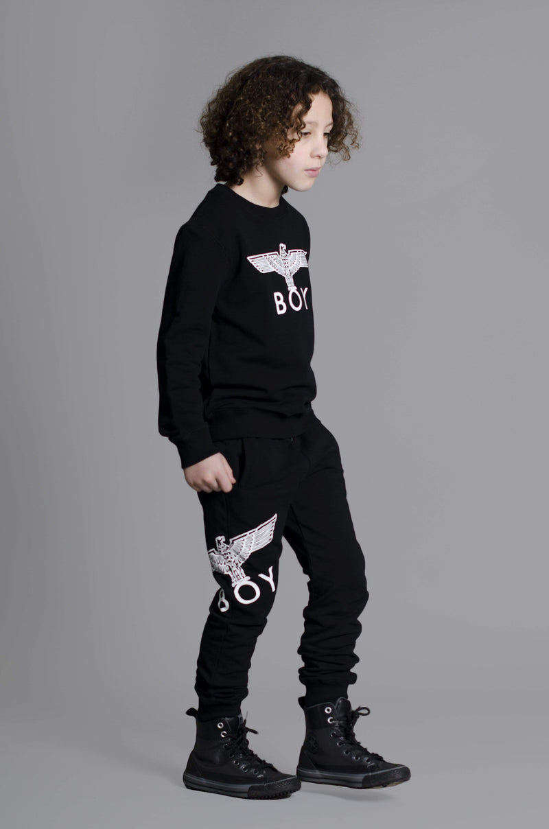 BOY LONDON KIDSWEAR BOY EAGLE KIDS JOGGERS