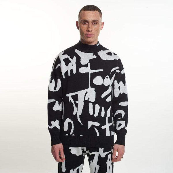 Boy Artwork Jumper