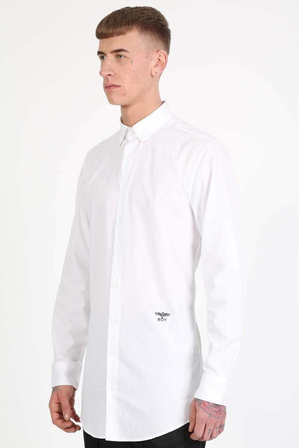 BOY LONDON SHIRT BOY BY BOY - LONGLINE SHIRT