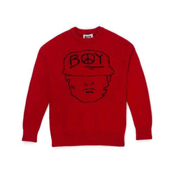BBSG STRENGTH JUMPER RED