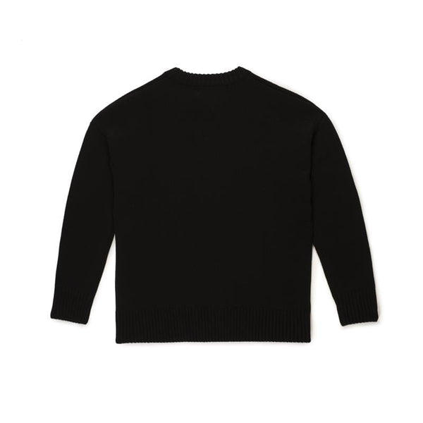 BBSG STRENGTH KNIT JUMPER BLACK
