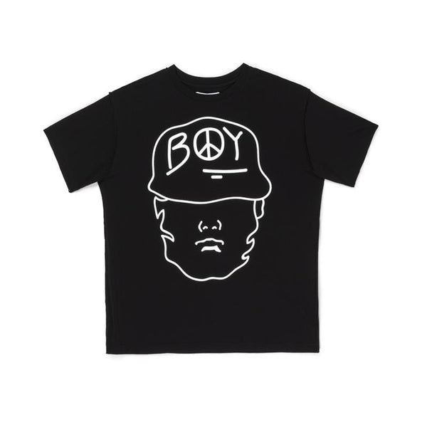 BBSG STRENGTH TEE BLACK